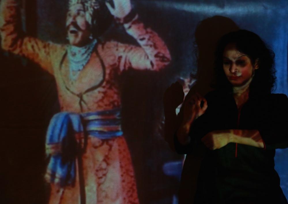 Anuja Ghosalkar, Lady Anandi photo credit - Vaishnavi Newaskar