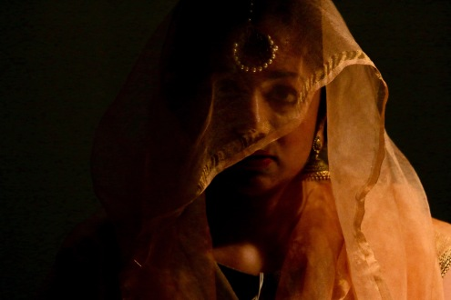 Arpita Bajpeyi, The Rani of Sirmur - photo credit - Vaishnavi Newaskar